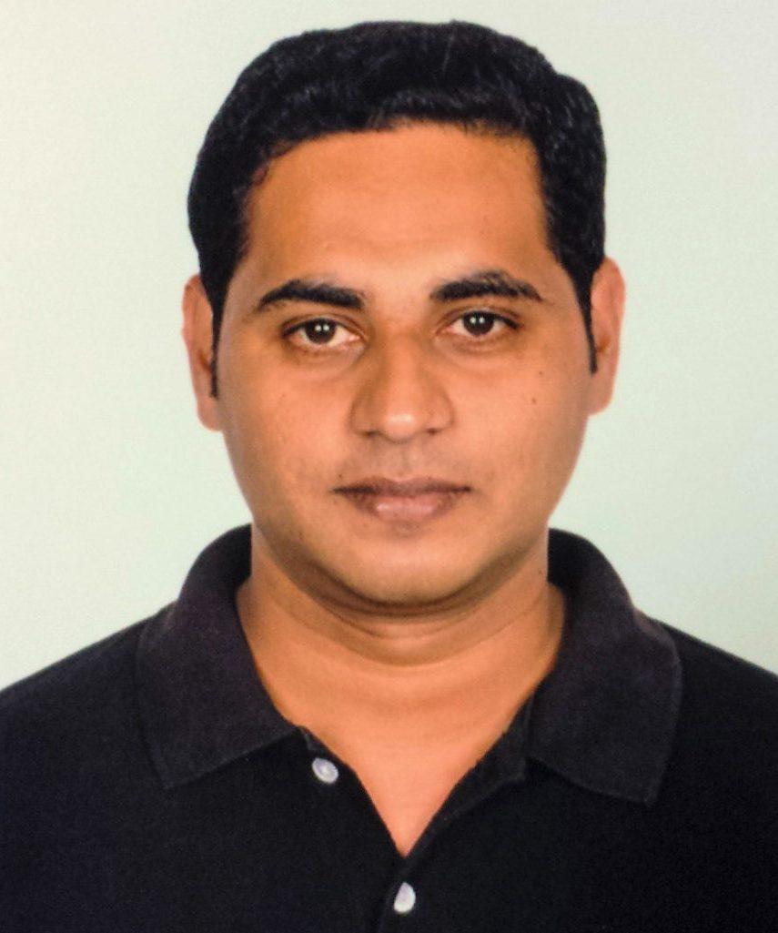 Sujaykumar K.H, Physiotherapist