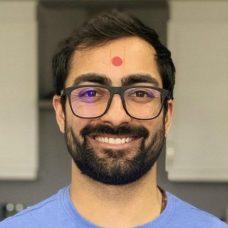 Headshot of Parth Suthar, PT